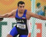 حدادی اولین مدال آور تاریخ ایران در مسابقات جهانی لقب گرفت