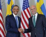 اوباما در استکهلم: عدم واکنش موجب افزایش حملات سوریه میشود