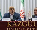 اعطای دکترای افتخاری به ظریف (+تصاویر)
