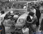 عکسی از کارخانه مونتاژ ژیان در ایران