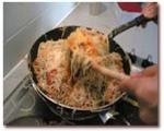 رابطه ی پختن غذا با تکامل انسان