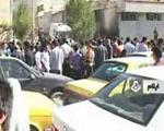 حمله به زندان ایلام هنگام ملاقات زندانیان