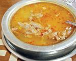 آبگوشت زیره؛ غذای سنتی کرمان