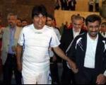 عصبانیت مورالس از ایران: در دادن کمک مالی بجنبید؛ حرف زیاد می زنید اما کار زیادی نکردید!