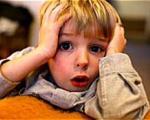 استرس در کودکان را جدی بگیریم!