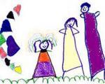 تفسیری بر نقاشی کودکان