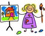 تقویت قوه تخیل کودک با نقاشی کردن