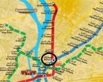 بازگشت نام«مبارک»به مترو مصر + عکس