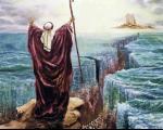 چهار نصیحت خداوند به حضرت موسی(ع)