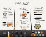اپلیکیشن روز: کاغذ طراحی