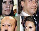 خانواده قذافی به الجزایر فرار كردند