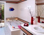 تمیز کردن قسمت های مختلف حمام