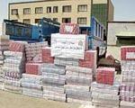 دستگیری ۲۸۶ قاچاقچی كالا و دارو