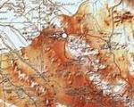 بزرگترین گسل کرمان از خواب بیدار شد/ زمین لرزه 4.1 ریشتری کوهبنان را تکان داد