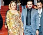 قیمت افسانه ای لباس خواننده زن عرب