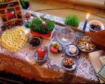 آداب و رسوم مردم قزوین در عید نوروز