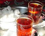 آب جوش رنگی معطر جای چای را گرفته است