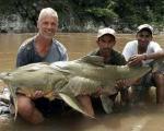 تصاویری از بزرگترین ماهیهای صید شده در دنیا