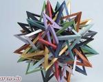 اریگامی های جالب و دیدنی
