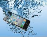 اگر گوشیتان داخل آب افتاد ...