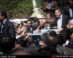 گزارش تصویری: سفر احمدی نژاد به تبریز