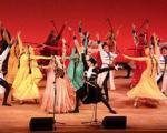 رقص فولکلوریک آذربایجانی