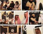 (تصویر) بیعت بزرگان موصل با داعش