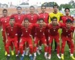 اعلام تاریخ و ساعت بازیهای تیم ملی فوتبال امید ایران