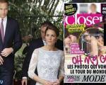 حرکت غیر اخلاقی مجله فرانسوی، خشم خاندان سلطنتی را برافروخت!+تصاویر