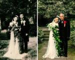 زوج های جوان امروزی درس عبرت بگیرند + تصاویر