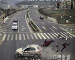 لحظه مرگ دردناک یک زوج جوان در تصادف +تصاویر (18+)