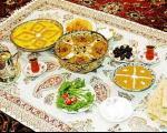مصرف بیشتر مواد نشاسته ای در ماه رمضان