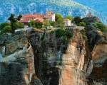 بهشت های آسمانی در یونان+عکس