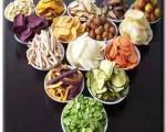 9خوراکی مغذی که متخصصان دوست دارند