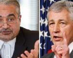 مجادله موسویان و وزیر دفاع آمریکا در نشست منامه