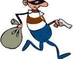 حکایت دزد مال و دزد دین