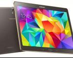 رونمایی دو تبلت جدید از سری Galaxy Tab S