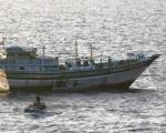نجات 13 ماهیگیر ایرانی توسط ناو آمریكایی
