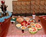رسم و رسومات یلدا در شهرهای مختلف ایران