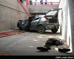 دومین ارابه مرگ ایران به روایت تصویر
