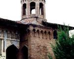 مسجد اکبریه یکی از بناهای مهم لاهیجان