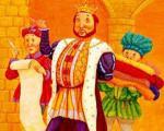 عاشق شدن پادشاه بر کنیزک رنجور ( مولوی )