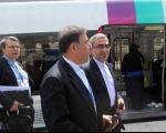 مترو  سواری وزیر  راه  در پاریس  را ببینید /دیدار  عباس آخوندی با وزیر مشاور دولت فرانسه در امور حمل و نقل(+تصاویر)