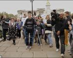 تصاویر زنی با پاهای بیونیک/ رکاب زدن با پاهای بیونیک از پاریس تا لندن