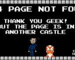 پیغام های خطای مرورگر هنگام باز کردن صفحات وب و معنی آنها