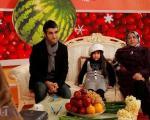 عکس: پژمان، شبنم قلیخانی و... در تلویزیون