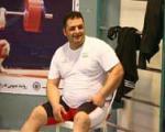 انوشیروانی به مدال نقره وزنه برداری دست یافت