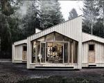 تصاویر دیجیتالی ترین خانه جهان/ ساخت خانه با طراحی سه بعدی