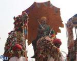 جشنواره ای متفاوت در هند+ تصاویر
