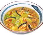 طرز تهیه سوپ بادمجان